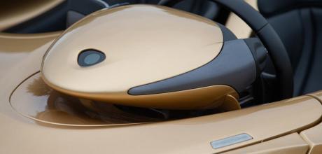 2022 McLaren Elva mirror