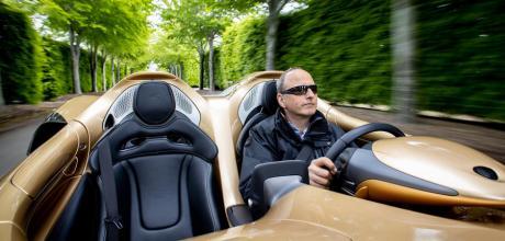 2022 McLaren Elva driven
