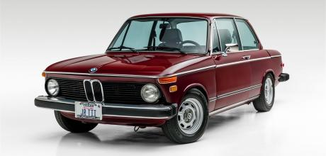 1974 BMW 2002 tii E10 US-Spec Federal Bumpers - front