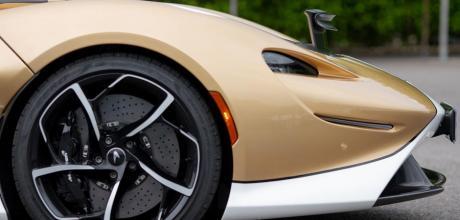 2022 McLaren Elva alloy wheel