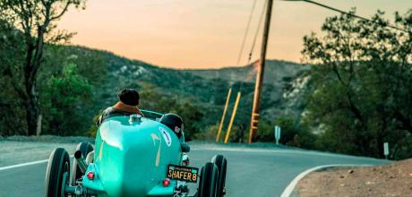 Chavik Indy Roadster - Czech-built hot rod, taking So-Cal by storm