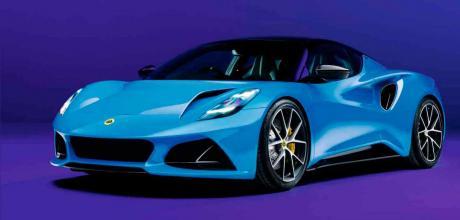 2022 Lotus Emira 3.5