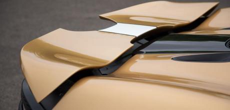 2022 McLaren Elva spoiler