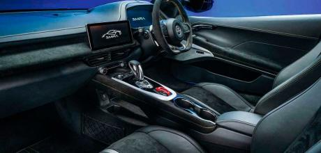 2022 Lotus Emira 3.5 - engine