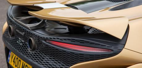2022 McLaren Elva