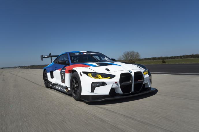2021 BMW M4 GT3 G82