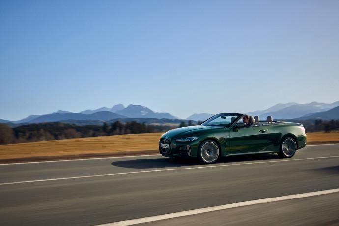 2022 BMW 430i Cabrio M Sport G23
